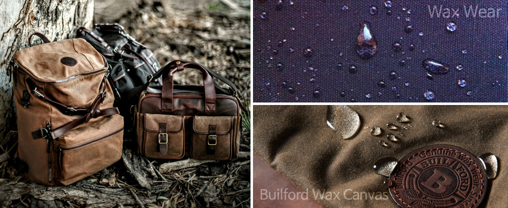 builford waxed canvas